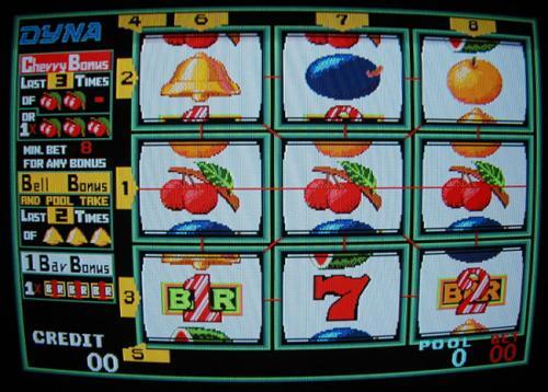 Ciliegie slot machine