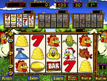 slot machine gallina