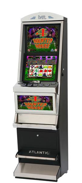Slot machine gratis haunted house