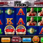 Slot Machine di Mike Tyson