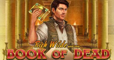 slot book of dead